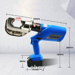 16-400mm² Rechargeable Electric Hydraulic Plier Battery Powered Crimping Tool