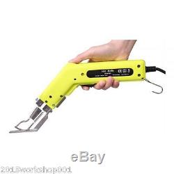 220V 100W Heavy Duty Electric Hot Knife Cutting Cutter Tool with Cutting Foot
