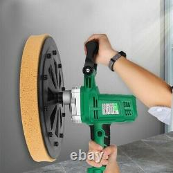220V Concrete Cement Mortar Electric Trowel Wall Smoothing Polishing Machine D