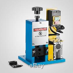 220V Powered Electric Wire Stripping Machine Cable Stripper Automatic Metal Tool