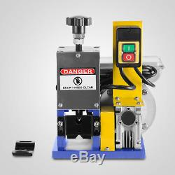 220V Powered Electric Wire Stripping Machine Cable Stripper Portable Scrap