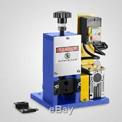 220V Powered Electric Wire Stripping Machine Metal Tool 1.5-25mm Cable Stripper