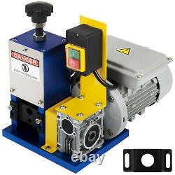 220V Powered Electric Wire Stripping Machine Metal Tool Cable Stripper Copper