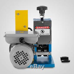 220V Powered Electric Wire Stripping Machine Peeling Cable Stripper Copper