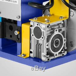 220V Powered Electric Wire Stripping Machine Peeling Cable Stripper Scrap