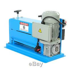370W Industrial Electric Metal Cable Scrap Stripper Copper Wire Stripping Recycl
