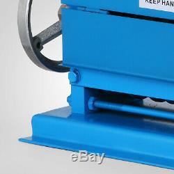 370W Powered Electric Wire Stripping Machine 10 Blades Metal Cable Scrap Peeling
