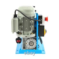 370W Powered Electric Wire Stripping Machine Peeling Scrap Cable Stripper Recycl