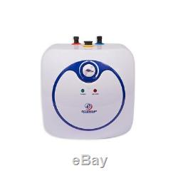 4 Gal. Electric Mini Tank Instant Hot Water Heater Sink Lodge Cabin RV Home
