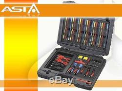 A-1150 92 Multi purpose Auto Electrical Connector Circuit Test Cables Set Master