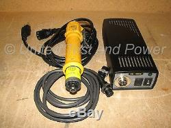 Atlas Copco EBL35 Brushless Electric Screwdriver With EBL Drive Power Supply