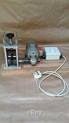 Automatic Wire Stripping Machine Scrap Cable Parvalux Electric Motor Recycling