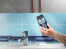Bosch GMS120 9v Multi Material Cable Detector Wood Metal