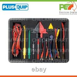 Brand New PlusQuip 28pce Electrical Test Connector SET