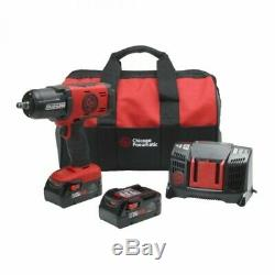 CHICAGO PNEUMATIC Electric Impact Wrench 6Ah CP8849 8941088492
