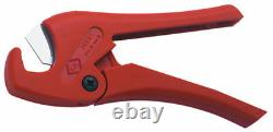 CK Tools PVC Conduit Pipe Cutter 28mm Max Pipes Hose Electrical Sleeving 430001