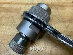 Cembre MTE1-S, Mechanical Hand tool for electrical installation, 30mm, Railroad