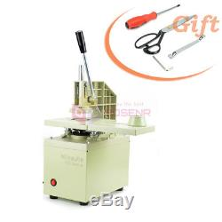 Circle Curtains Hole Punch Maker Electric Curtain Eyelet Punch Machine Punching