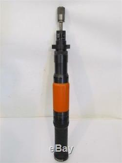 Cleco 18ESE12ZA, Electric Inline Floating Spindle Nutrunner, 1/4 Hex Drive