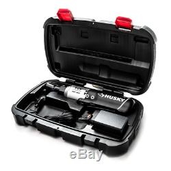Cordless Ratchet Electric Screwdriver Battery Powered Impact Wrench 12 V Husky