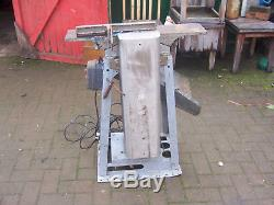 Dodd Electric Bench Planer On Stand 240v