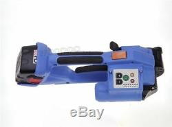Electric Battery Powered Pp/Pet Strapping Machine ORT-200 Hand Packing Tool st