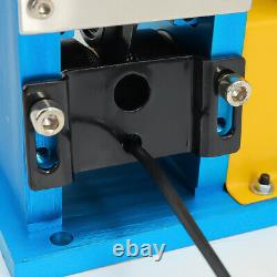 Electric Benchtop Powered Wire Cable Stripper Machine Automatic Stripping Tools