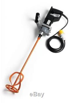 Electric Mixing Drill 110v Including Whisk Flooring Tools Floor Fitting Tools