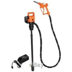 Electric Rechargeable Drum Pump 19.2V KTI72215 Brand New