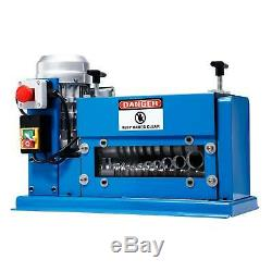 Electric Wire Stripping Machine 370W Copper Recycle Cable Stripper 1.5mm38mm