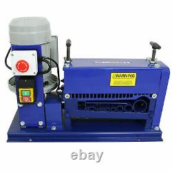 Electric Wire Stripping Machine Automatic Cable Stripper Powered Copper B0619