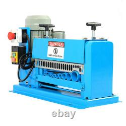 Electric Wire Stripping Machine Cable Stripper 1.5mm-38mm Copper Recycling 370W