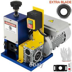 Electric Wire Stripping Machine With Extra Blade 180W Peeler Cable Stripper