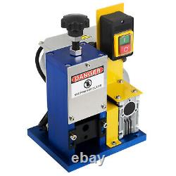 Electric Wire Stripping Machine With Extra Blade Copper 1.5-25mm Metal Tool