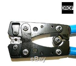 Electric terminal Crimping tool Wire crimper Cable crimper tool Hand tool New