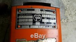 Fein MSh 648 Straight Die Grinder Hand Held Power Tool Corded Electric 220V