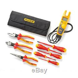 Fluke IBT6K Electrical Tester and Insulated Hand Tools Starter Kit