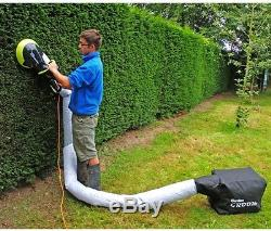 Hedge Trimmer Garden Groom Pro Blade Cutter Rotary Tool Grass Electric Hand New
