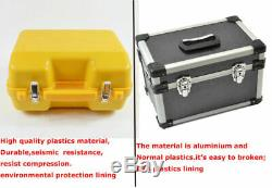 High Accuracy Self-leveling Rotary/Rotating Laser Level Kit With Case 500M Range