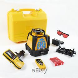 High Accuracy Self-leveling Rotary/rotating Laser Level 500m Range Hot