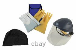 Hybrid EV Electric Vehicle Safety Workshop Protection Pack Personal Protection