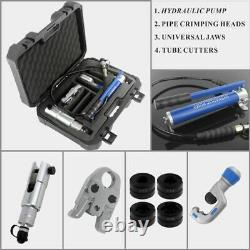 Hydraulic Pex Pipe Pressing Aluminum Alloy Stainless Steel Copper Plumbing Kits