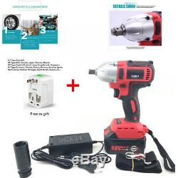 Impact Wrench Electric 68V Brushless Torque 360 (Nm) With Universal Adaptor