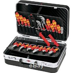 KNIPEX 00 21 20 Tool Case Electric 20 parts