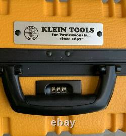 Klein Tools Insulated Electrical Tools Set, High Voltage 1000V 22 Pc Brand New