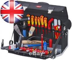 Knipex 00 21 02 ELElectric Tool Bag, Multi-Colour, Set of 23 Piece