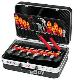 Knipex Wera 00 21 20 Electrical Contractors 20 Plier Screwdriver Tool Kit