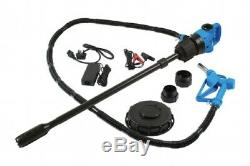 Laser Tools 7229 Electric Drum Pump For AdBlue