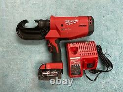 MILWAUKEE 2779-20 M18 750 MCM Electrical Crimper with Charger, 1 Battery