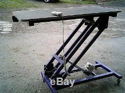 Magnetic' Swiss Made Lifting Table Electric